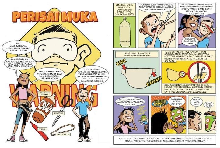 Komik Translate Inggris-Indonesia b